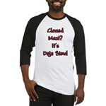 Cloned Meat Deja Stew Baseball Jersey