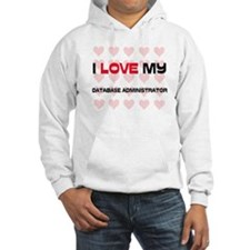 Database Administrator Duties Hoodies & Hooded Sweatshirts | Buy ...