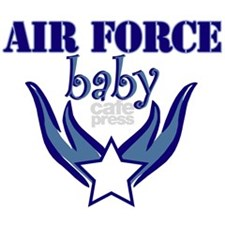 Air Force Baby Rectangle Magnet