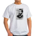 Alexander Graham Bell Ash Grey T-Shirt
