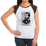 Alexander Graham Bell Women's Cap Sleeve T-Shirt