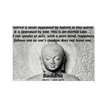 Buddhism Philosophy of Love Rectangle Magnet (100
