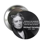 "Michael Faraday 2.25"" Button (100 pack)"
