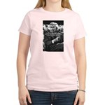 Russell: Logic and Opinion Women's Pink T-Shirt