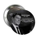 "President Ronald Reagan 2.25"" Button (10 pack)"