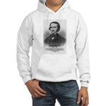 Gothic Edgar Allan Poe Hooded Sweatshirt