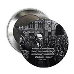 USSR Foundation Lenin Button