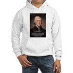 Media Thomas Jefferson Hooded Sweatshirt