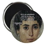 "Wisdom of Greece: Hypatia 2.25"" Magnet (10 pack)"