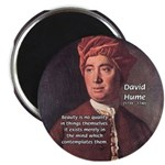 David Hume on Beauty Magnet