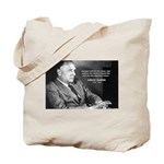 Exploration: Edwin Hubble Tote Bag