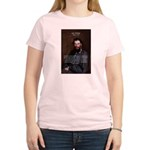 Leo Tolstoy Religion Morality Women's Pink T-Shirt