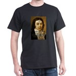 Samuel Taylor Coleridge Black T-Shirt