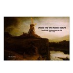 Rembrandt Painting & Quote Postcards (Package of 8